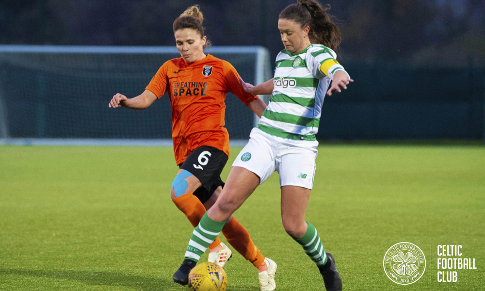 Unlucky Celts lose out against Glasgow City