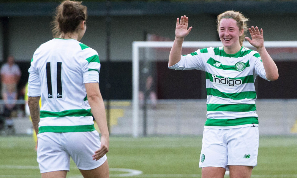 Celtic head into summer break with another three points
