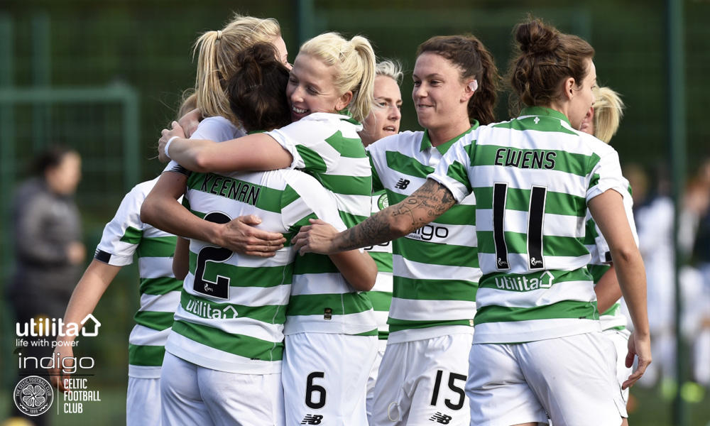 Well-earned victory for Five-star Celts over Fir Park outfit