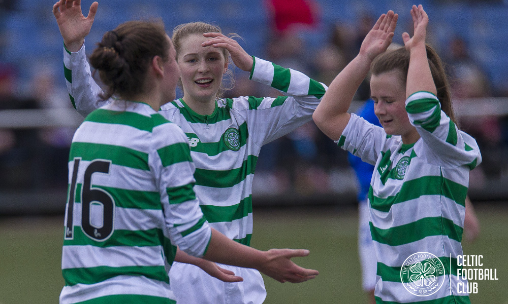 Celtic Academy return to league action with win over title rivals Hibs