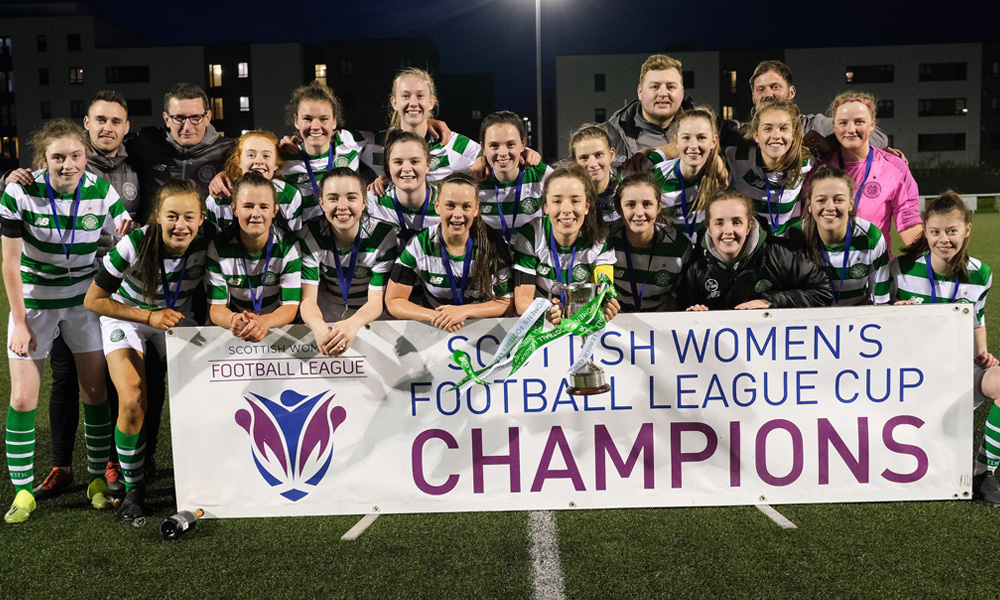 Celtic Academy retain SWFL1 Cup with sensational 6-0 win