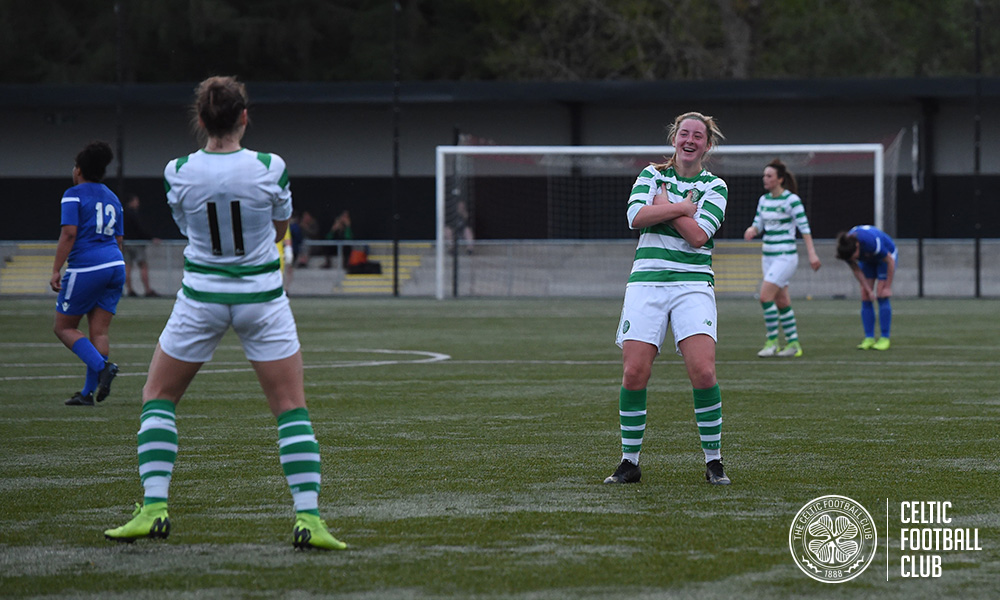 Celts chalk up fourth win in a row