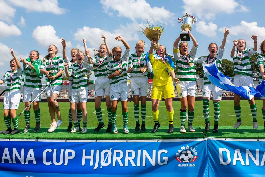 Young Celts to return to the Dana Cup
