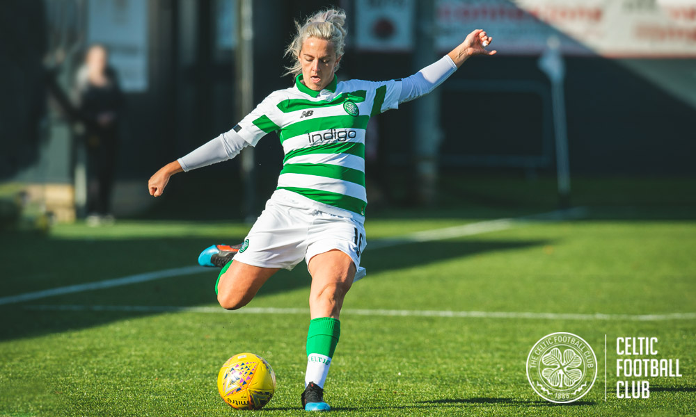 Celts are sending out a message for the future says Emma Black