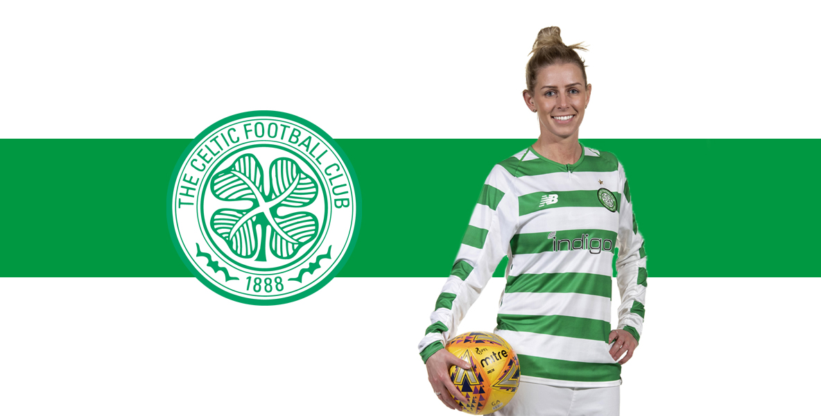 "Kat Smart – ""It'll be great to wear the Celtic strip"""