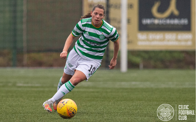 Robertson excited to tick the Glasgow Derby off her list
