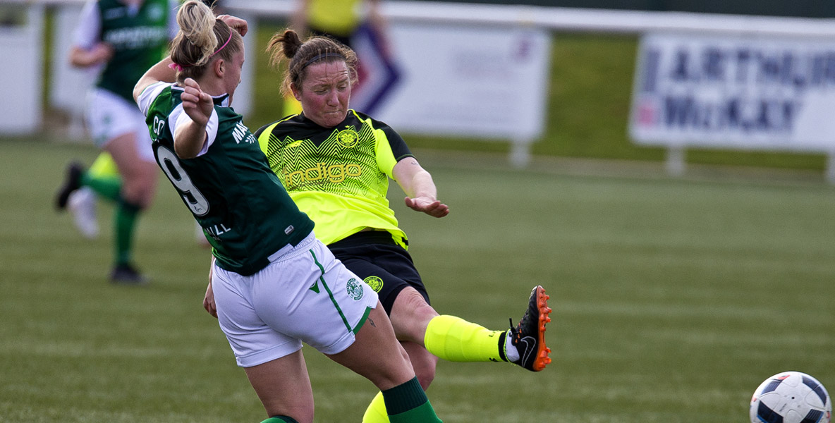 Wolecki Black believes Hibs learning curve will spur Celts on
