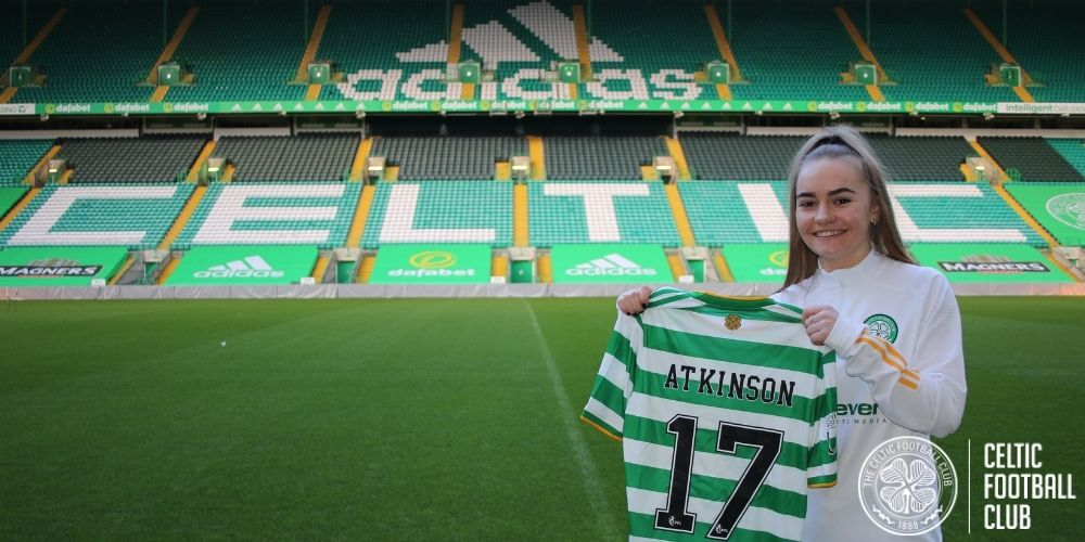 Izzy Atkinson delighted with start to life at Celtic