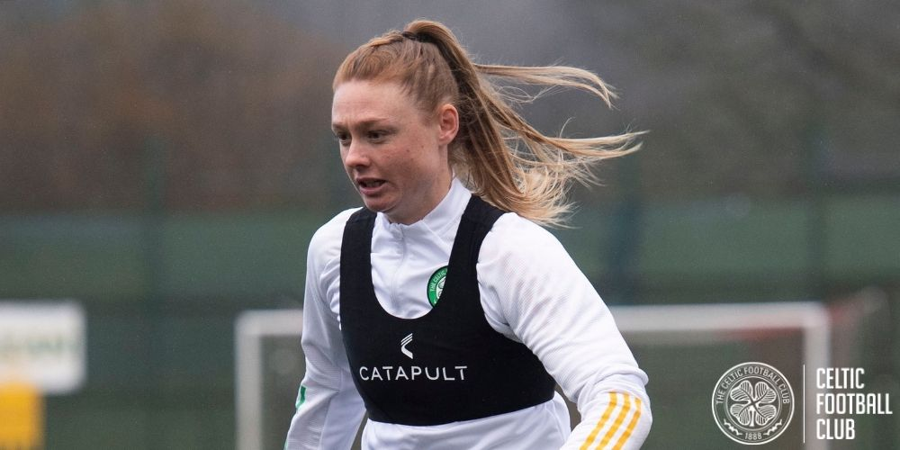 Celtic FC Women's new innovative partnership with Catapult