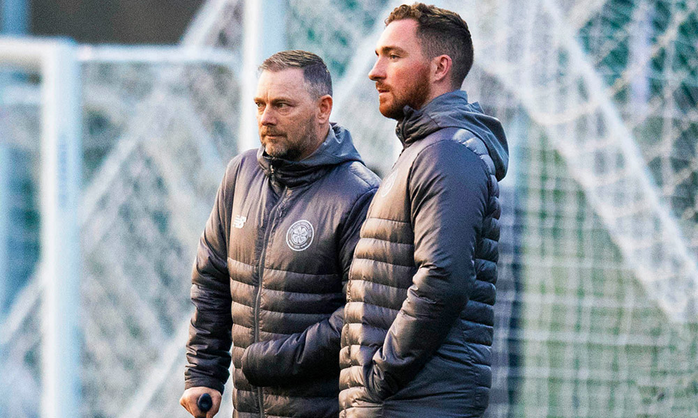 Manager pleased with progression after first stage of the season